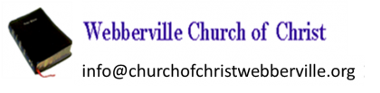 Webberville Church of Christ